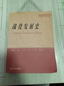 国防大学丛书·学科专著:战役发展史