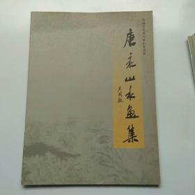 中国当代实力派山水画家:唐永山水画集