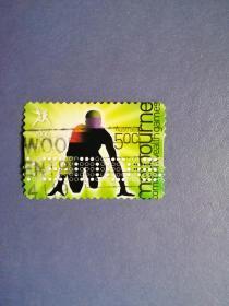 外国邮票 澳大利亚邮票 2006年 奥运(信销票)