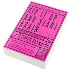 撕碎它,重新开始:后朋克 1978-1984 英文原版 Rip it Up and Start Again: Postpunk 1978-1984 (Faber Social) 【