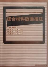 综合材料版画技法 杨锋 9787102058528