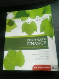 Corporate Finance: Core Principles and A Pplications