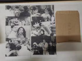 中环英雄(电影剧照全套8张)中环英雄是1991年由邱礼涛导演,梁朝伟、刘德华、袁洁莹、毛舜筠主演的爱情喜剧电影。
