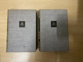 (私藏) The Complete Short Stories of W. Someret Maugham   毛姆短篇小说全集,2卷全, 董桥:我喜欢读毛姆写的故事,年轻的时候喜欢,老了还喜欢,床头长年摆着好几本他的短篇小说集和一些我格外偏爱的长篇。他的游记他的散文也好看。布面精装大32开,1952年老版书,重约3公斤