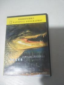 美国国家地理杂志:牙买加鳄鱼DVD(详请见图)
