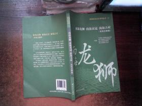 南海历史文化系列丛书:南海龙狮南海衣冠南海古村 南海龙狮篇