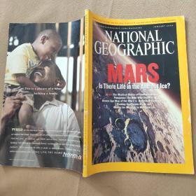 NATIONAL GEOGRAPHIC 美国国家地理(英文版)2004年1月