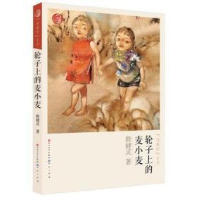 """轮子上的麦小麦(殷健灵""""温暖你""""系列/陈伯吹国际儿童文学奖,"""