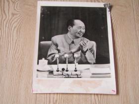 八开照片:毛主席[新闻展览像片]