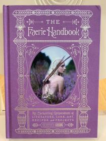 银边收藏版 精灵手册 The Faerie Handbook