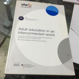 Adult education in an interconnected world