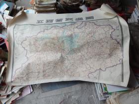 江西省交通图