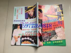 小说月刊1992年8-9合刊 桃色陷阱