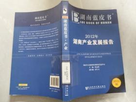2012年湖南产业发展报告