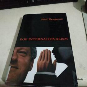 英文原版 Pop Internationalism