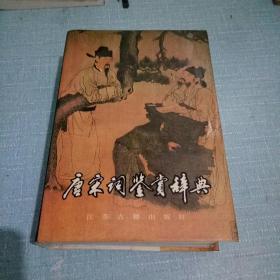 唐诗宋词鉴赏辞典【硬精装带护封】