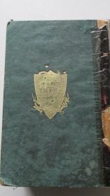 孤本——国民必携类语大辞典——1913年出版——台湾日据时期殖民教育的见证——巨厚(厚7厘米,重三公斤)册