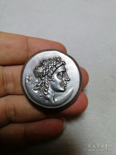 珍品 古罗马  银币