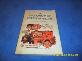 英语常用成语辞典