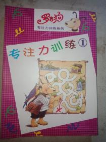 罗吉狗专注力训练系列 全9册