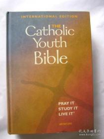 Catholic Youth Bible: New Revised Standard Version   (精装版、塑封)