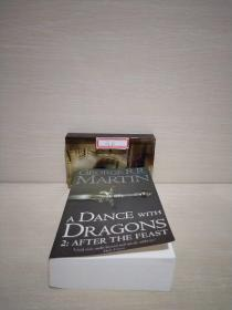 A Dance With Dragons Part 2: After the Feast (A Song of Ice and Fire, Book 5)