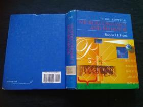 Microeconomics and Behavior (third Edition)