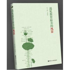 【正版】 遇见教育最美的风景 马晓霞