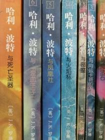 哈利波特老版全集 人民文学出版社