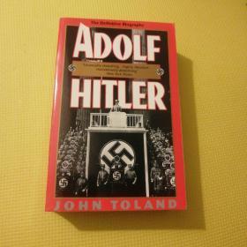 英文原版 :  ADOLF HITLER