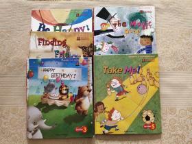 托马斯英语Junior1-5册全(精装)