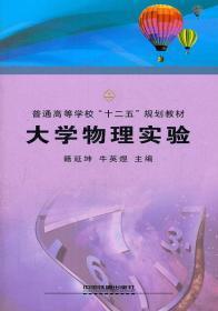 大学物理实验 籍延坤 牛英煜 中国铁道出版社