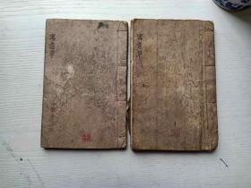 网上孤品,正宗崇祯十六年(1643年)初版《寓意草》,非常珍贵的中医书。(放铁柜)