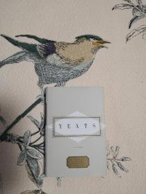 可议价 Poems William Butler Yeats 叶芝诗选/叶慈/耶茨 Everymans Library Pocket Poets 人人文库口袋诗系列 英文原版 布面精装 人人文库能够保证相同品相全网最低价;全网最全卖家,私藏近300种