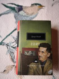 可议价 The Essays George Orwell 乔治·奥威尔 散文集/杂文集/随笔集 everymans library 人人文库 英文原版 布面精装 全网最全卖家,私藏近300种包邮
