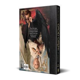 好兆头设定集 英文原版 The Nice and Accurate Good Omens TV Companion Neil Gaiman 尼尔盖曼