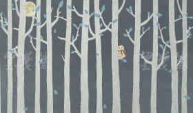 青年画家 周正  2012年亲笔签名 丝网版画《百无聊赖》一幅(版号随机、所售编号10-60/90,作品得自于艺术家本人!)HXTX116656