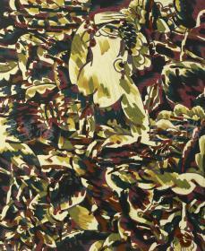 著名画家、大庆市美协副秘书长 高继叶 2012年亲笔签名 丝网版画作品《素雅弄墨之一》一幅(版号随机,所售编号:50-150/180,作品直接得自于艺术家本人!)HXTX116670