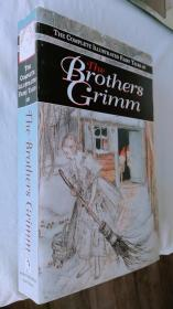 The Complete Illustrated Fairy Tales of the Brothers Grimms(《插图版格林童话全集》)(英文 英国进口 十六开 844页)