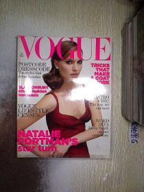 VOGUE 2005 OCTOBER 《时尚》2005年10月