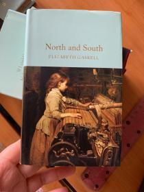 Collectors Library系列:南方和北方 英文原版 North and South