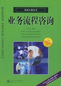业务流程咨询——咨询之窗丛书