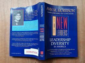 英文版 THE NEW LEADERS: LEADERSHIP DIVERSITY IN AMERICA