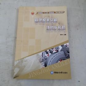 财务报表分析项目化教程