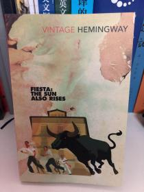 海明威英文原著《太阳照常升起》Hemingway The Sun Also Rises