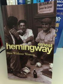 海明威英文原著《没有女人的男人》 Hemingway Men Without Women