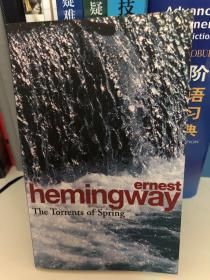 海明威英文原著《春潮》 Hemingway The Torrents of Spring