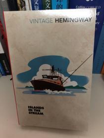海明威英文原著《岛在湾流中》Hemingway Islands in the Stream