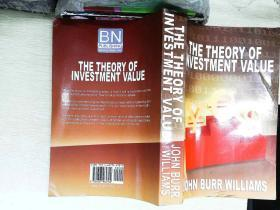 The Theory of Investment Value