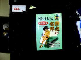 中国小学生作文名师评点大全